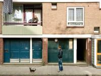 Amsterdam, 14 mei 2012, balkonserie, Via Nova, Vreugde in Slotervaart