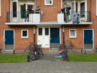 Amsterdam, 17 mei 2012, struinen, balkonserie, Via Nova, balkons,