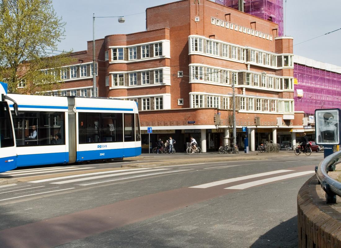 01/15 Steigerdoek, Jan Evertsenstraat Amsterdam