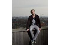 15/15 Rikko Voorberg, theoloog/voorganger van StroomWest een Pop-Up kerk in Amsterdam.