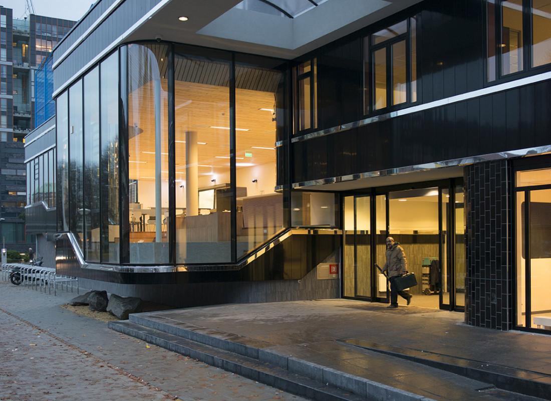 01 Calvijn Middelbare school VMBO onderwijs Amsterdam Nieuw West