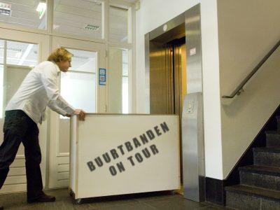 Amsterdam, 2 april 2013, Expositie Buurtbanden, Huis van de Wijk