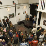 Amsterdam, 9 februari 2013, opening expositie Buurtbanden