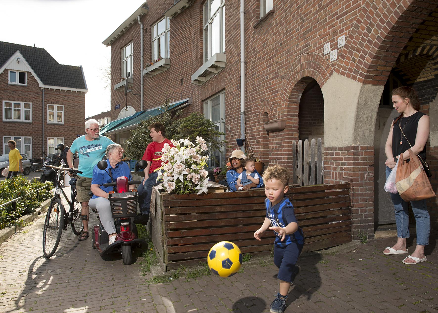 Rufus de Vries Fotografie_VERHALEN_Buurtbanden_Noord_07